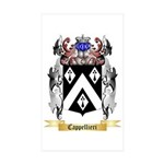 Cappellieri Sticker (Rectangle 50 pk)