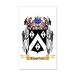 Cappellieri 35x21 Wall Decal