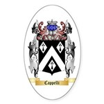Cappelli Sticker (Oval)