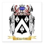 Cappelletti Square Car Magnet 3