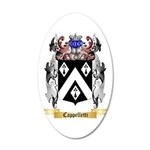 Cappelletti 20x12 Oval Wall Decal