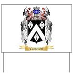 Cappelletti Yard Sign