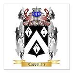 Cappelleri Square Car Magnet 3