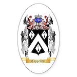 Cappelleri Sticker (Oval)