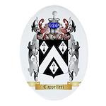 Cappelleri Ornament (Oval)