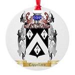 Cappellaro Round Ornament