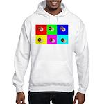 Andy Warhola Bagels Hooded Sweatshirt