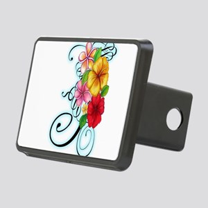 Flower Fusion Hitch Cover