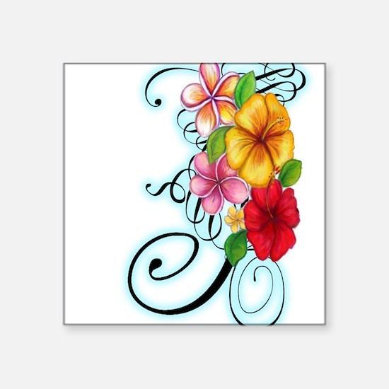 Flower Fusion Sticker