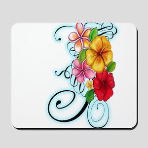 Flower Fusion Mousepad