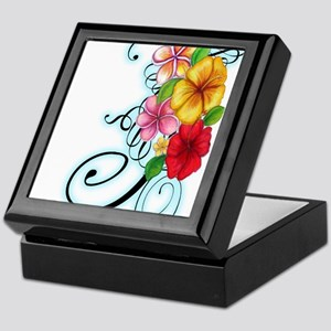 Flower Fusion Keepsake Box