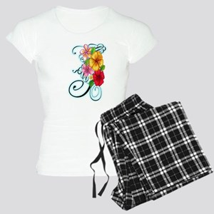 Flower Fusion Pajamas