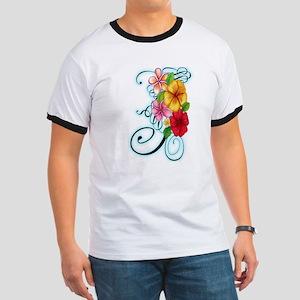 Flower Fusion T-Shirt