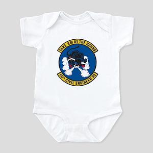 60th Civil Engineer Infant Bodysuit