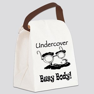 busy-body Canvas Lunch Bag