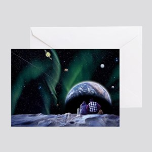 EARTHRISE Greeting Cards (Pk of 10)