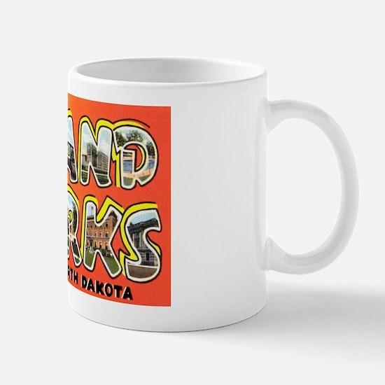 Grand Forks North Dakota Mug