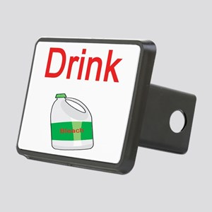 drink-bleach Rectangular Hitch Cover