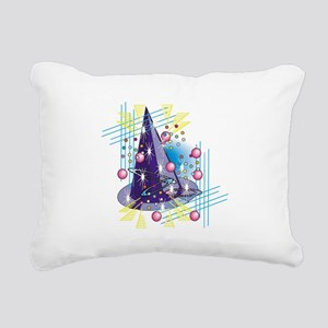 wizards-hat,png Rectangular Canvas Pillow