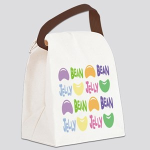 jelly-beans Canvas Lunch Bag