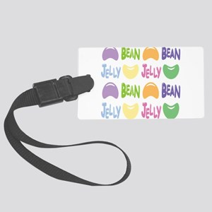 jelly-beans Large Luggage Tag