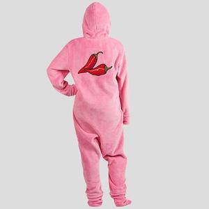 chilis Footed Pajamas