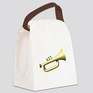 TRUMPET1,PNG Canvas Lunch Bag