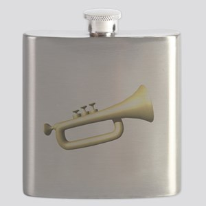 TRUMPET1,PNG Flask
