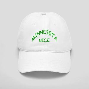 Minnesota Nice g Baseball Cap