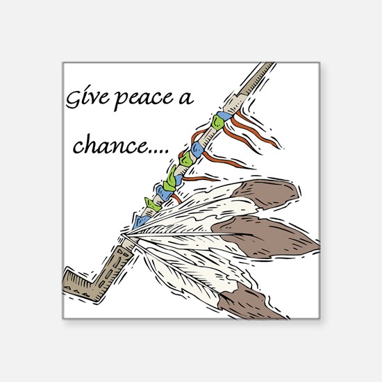 indian feather peace pipe,give peace a chance.jpg