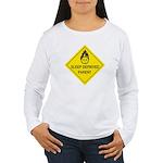 Sleep Deprived Parent Women's Long Sleeve T-Shirt