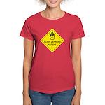 Sleep Deprived Parent Women's Dark T-Shirt