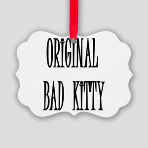 original-bad-kitty,PNG Picture Ornament