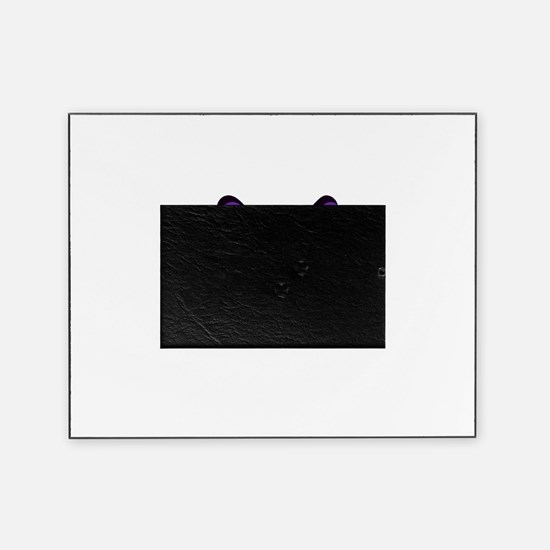 X Initial Picture Frames | X Initial Photo Frames - CafePress