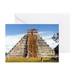 Chichén-Itzá Pyramid - Cards (6)