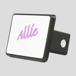 allie copy Rectangular Hitch Cover