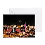 Las Vegas Nights - Greeting Cards (Pk of 10)