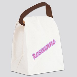 roseanne copy Canvas Lunch Bag