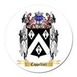 Cappellari Round Car Magnet