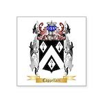 Cappellari Square Sticker 3