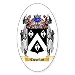 Cappellari Sticker (Oval)