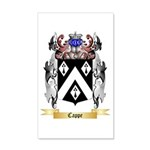 Cappe 20x12 Wall Decal