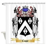 Cappe Shower Curtain