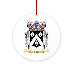 Cappe Ornament (Round)