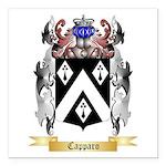 Capparo Square Car Magnet 3