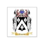 Capparo Square Sticker 3
