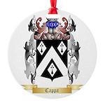 Cappa Round Ornament