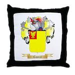 Capozzi Throw Pillow