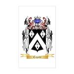 Capote Sticker (Rectangle)