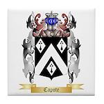 Capote Tile Coaster